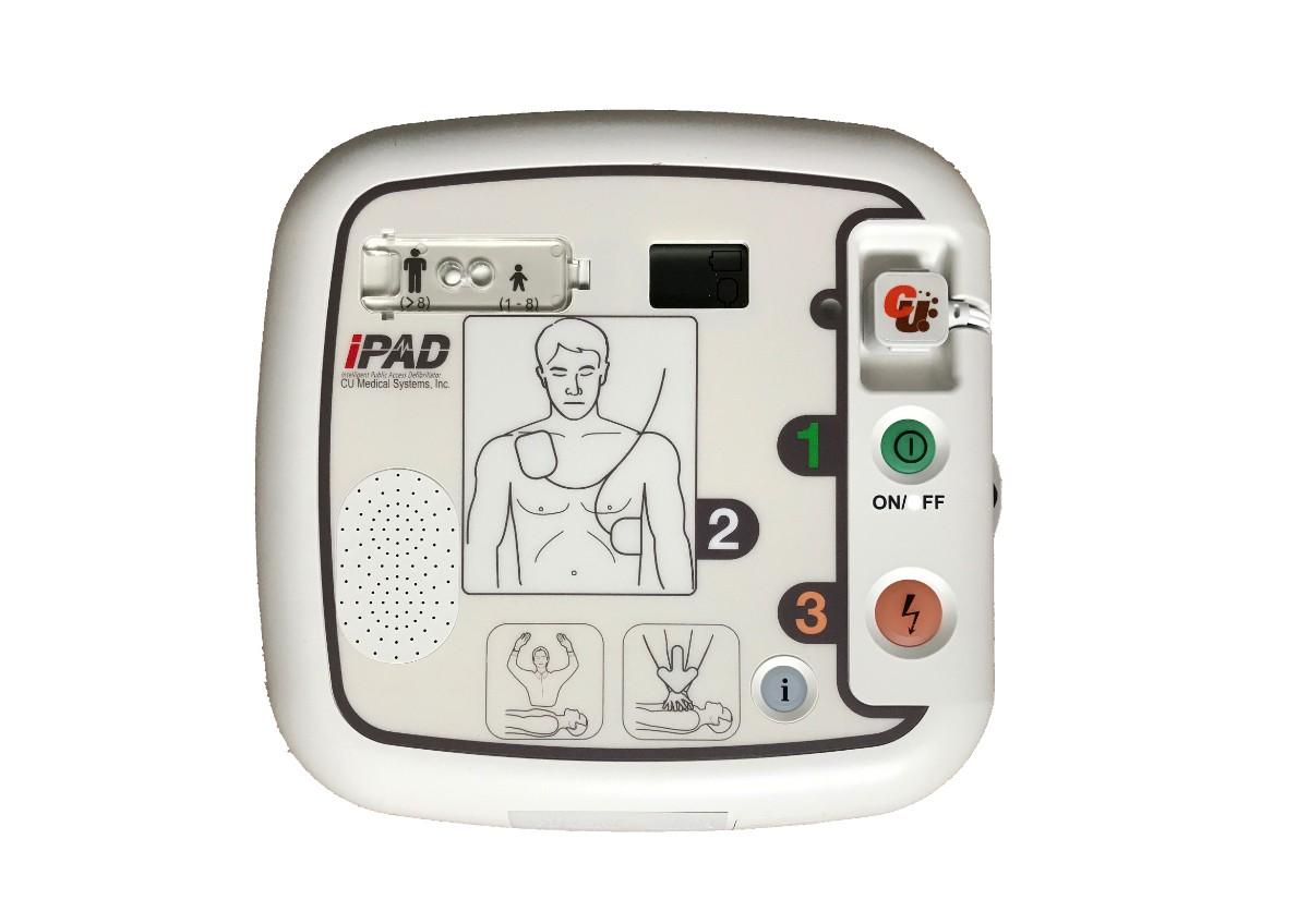 Top 2 AED Essentials